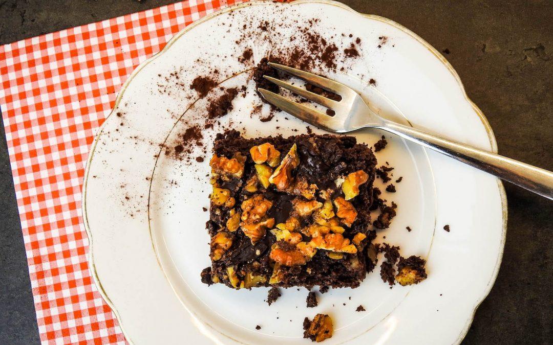 Saftige Brownies – Low Carb und Glutenfrei