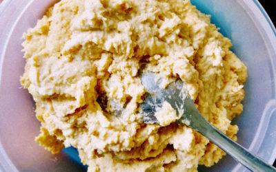 Selbstgemachtes Hummus – mega lecker